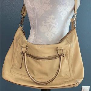 Kate Spade | Khaki Hobo Shoulder Bag